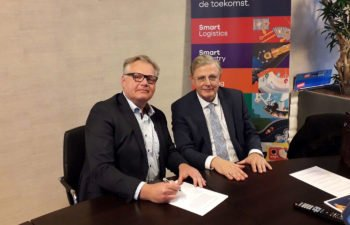 Samenwerking Alphen aan den Rijn en CIV Smart Technology