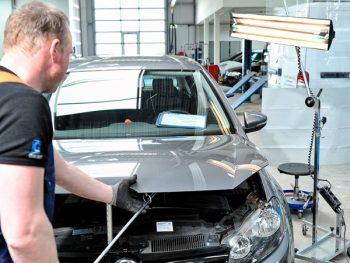 'Vernieuwingen in de Autoschade-opleidingen'