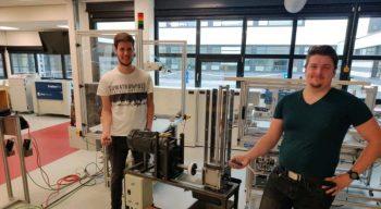 Studenten Technicus Engineering Gouda winnen met projectidee 'Precious Plastic Gouda'
